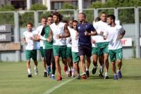 PABLO BATALLA - Bursaspor'da Galatasaray mesaisi