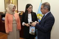 NECDET ÜNÜVAR - Çelikcan'dan Bakan Sarıeroğlu'na Karpuz Pekmezi