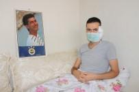 HÜSEYIN ŞIMŞEK - Çene Kanseri Gencin Yardım Talebi
