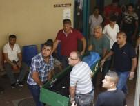 TURUNÇOVA - Çevreci Çiftin Katil Zanlısının Cenazesi Morgdan Alındı