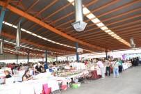 PAZARCI - Çukurova'da Semt Pazarlarına Soğuk Hava Sistemi Kuruluyor