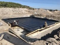 GÜLPıNAR - Depremzedelerin Evlerinin Yapımına Başlandı
