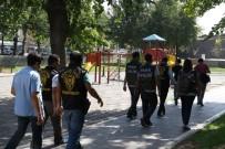 DİYARBAKIR EMNİYET MÜDÜRLÜĞÜ - Diyarbakır'da Parklar, 'Park Polislerine' Emanet