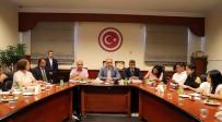 BELEDİYE BAŞKAN YARDIMCISI - Dünya Bankası Ve Filipinler Delegasyonu Bağcılar Belediyesi'ni Ziyaret Etti