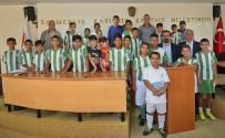 REHABİLİTASYON MERKEZİ - Edirneli Çocuklardan Maltepe Belediyesi'ne Ziyaret