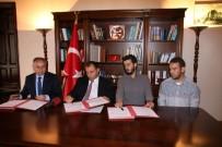 AKÇAKIRAZ - Elazığ'da 5 Derslikli Okul İçin Protokol İmzalandı