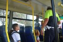 EMNIYET KEMERI - Emniyetten Servis Araçlarına Sıkı Denetim