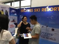 ERCIYES - Erciyes, Çinde Düzenlenen Dünya Kış Sporları Fuarı'nda Görücüye Çıktı