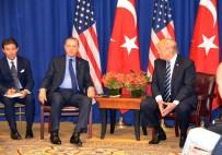 MEVLÜT ÇAVUŞOĞLU - Erdoğan-Trump görüşmesi sona erdi.