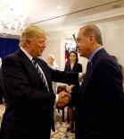 MEVLÜT ÇAVUŞOĞLU - Erdoğan-Trump Görüşmesi Sona Erdi