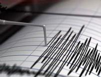 DEPREM - Eskişehir'de deprem