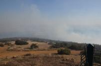 ORMAN YANGINI - Eskişehir'deki Orman Yangınını Söndürme Çalışmaları Sürüyor