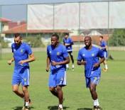 İNEGÖLSPOR - Evkur Yeni Malatyaspor'da Karabükspor Maçı Hazırlıkları Sürüyor