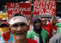 HÜKÜMET - Filipinler'de İlk Ulusal Protesto Günü Gerçekleşti