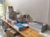 SOSYAL YARDIM - Halk Market Yüzlerce Çocuğa Kırtasiye Yardımı Yaptı