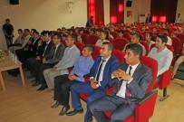 FARUK ÇELİK - Harran'da İlköğretim Haftası Kutlandı