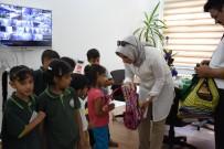 SOSYAL YARDIM - Hayır Çarşısından Kırtasiye Yardımı