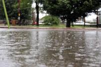ANADOLU YAKASI - İBB'den Yağış Uyarısı