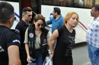 UYUŞTURUCU TİCARETİ - İzmir'de Polislerin De Aralarında Bulunduğu Uyuşturucu Şebekesine Operasyon
