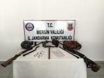JANDARMA - Kaçak Kazı Yaparken Suçüstü Yakalandı