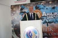 HÜKÜMET - Kamil Saraçoğlu Açıklaması Esnaf Başımızın Tacı