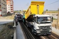 ERTUĞRUL ÇALIŞKAN - Karaman Belediyesinde Asfalt Çalışmaları