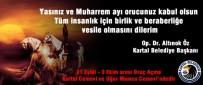 CEMEVI - Kartallılar Muharrem Orucu Sofralarında Buluşacak