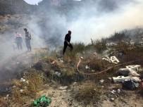 JANDARMA - Kastamonu'da Çöp Alanında Yangın