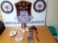 METAMFETAMİN - Kayseri'de Uyuşturucu Operasyonu Açıklaması 4 Gözaltı