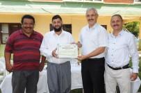 EYLEM PLANI - Kıbrıs'ta Delicelere Erdemli Aşısı