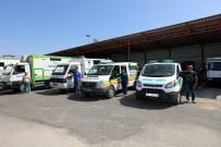 SOSYAL YARDIM - Manavgat Belediyesi Cenaze Hizmetleri 7/24 Hizmette