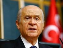 TEZKERE - MHP'den Irak tezkeresi kararı