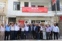 MHP İl Başkanı Kortkmaz Açıklaması 'İstifa Sayıları Gerçeği Yansıtmıyor'