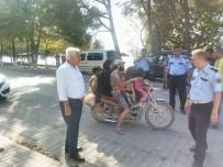 POLİS - Minibüs Değil Motosiklet