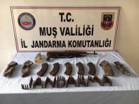 SULUCA - Muş'ta Terör Operasyonu