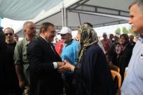 KURA ÇEKİMİ - Orman Ve Su İşleri Bakanı Veysel Eroğlu Giresun'da