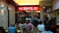 SOYGUN - Polis Kıyafetli Kişiler Pizzacı Dükkanını Soydu