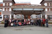 ÖĞRENCİ SAYISI - Recep Tayyip Erdoğan Üniversitesi Türkiye'nin İlk 50 Üniversitesi Arasına Girdi