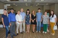 FİZİK TEDAVİ - Ruslar, Bursa'nın Termal Fizik Tedavi Ve Rehabilitasyon Merkezine Hayran Kaldı