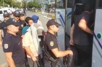 ADLİ KONTROL - Samsun'da Bylock'tan 4 Kişi Tutuklandı