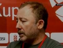 SERGEN YALÇIN - Eskişehirspor'da Sergen Yalçın istifa etti