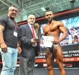 AVRUPA - Silifkeli Emre Özel Vücut Geliştirmede Türkiye Şampiyonu