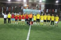 FUTBOL TURNUVASI - Söke Protokolü Futbolda Rakibine Acımadı