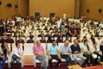 MÜDÜR YARDIMCISI - Stajyer Öğrencilere Oryantasyon Eğitimi Verildi