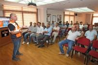 İŞ SAĞLIĞI - Sulama Birliği Çalışanlarına 'İş Sağlığı Ve Güvenliği' Eğitimi