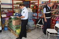 HASSASIYET - Tekkeköy Belediyesinden Okul Kantinlerine Sıkı Denetim