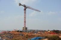 KONUT SEKTÖRÜ - Torbalı'daki TOKİ İnşaatı Gün Geçtikçe Yükseliyor