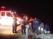 Trabzon'da Feci Kaza Açıklaması 3 Ölü, 1 Yaralı