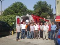 MUSTAFA PEHLIVAN - Trabzon Sanayi Esnafı Kan Bağışına Destek Verdi