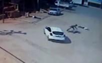 VERGİ BORCU - Trafik Polisinin 3 Kişiyi Öldürmesi Kamerada